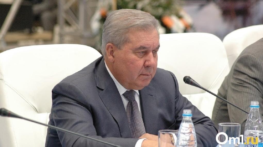 Леонид Полежаев вновь пытается назвать одну из улиц Омска именем митрополита Феодосия