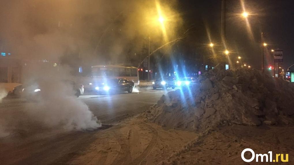 40-градусные морозы ударят в Новосибирской области