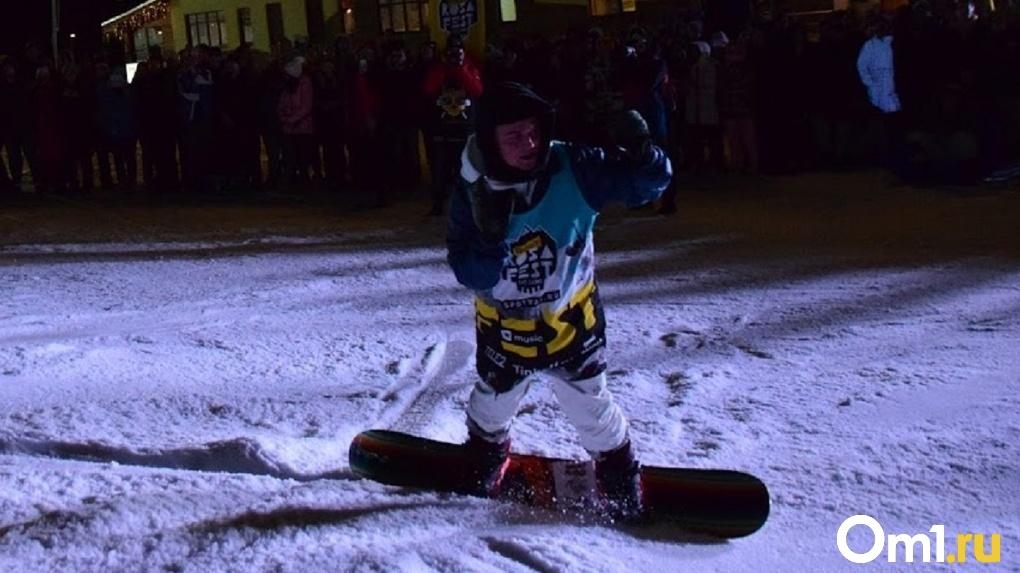 Региональный центр сноуборда построят в Новосибирске по концессии