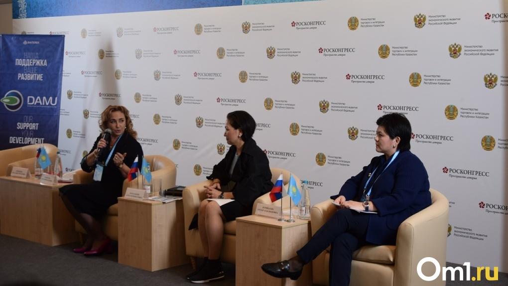 «Мы должны создать условия для женского бизнеса»: Ирина Сербина о предпринимательстве в Омской области