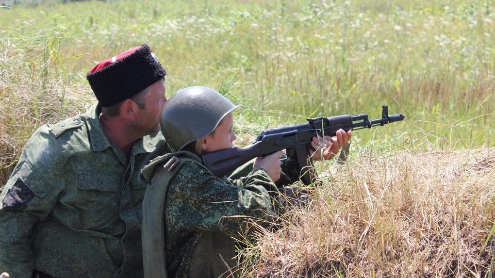 В Омске пройдет Первый региональный казачий военно-полевой выход