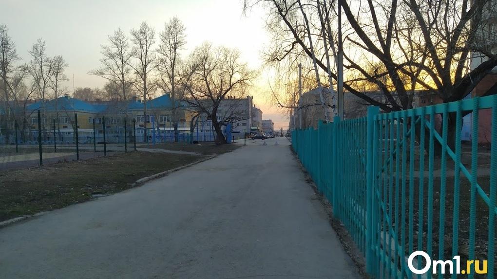 На Омск идет похолодание. Синоптики обещают заморозки и снег