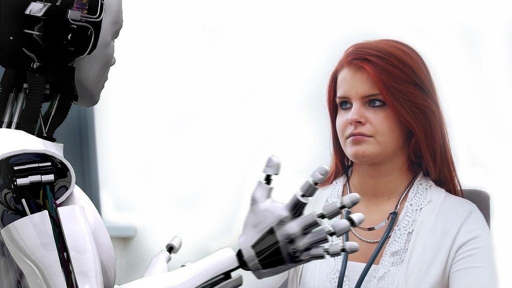 Робот Николай будет записывать новосибирцев на приём к врачу