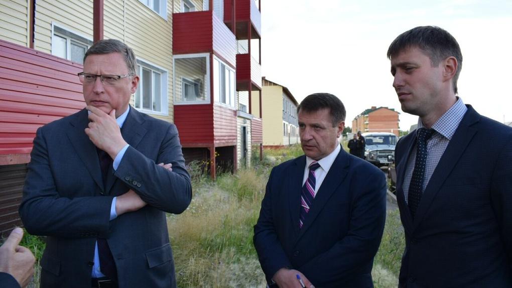 Бурков намерен заставить застройщика вернуть все деньги за развалившийся дом в Омской области