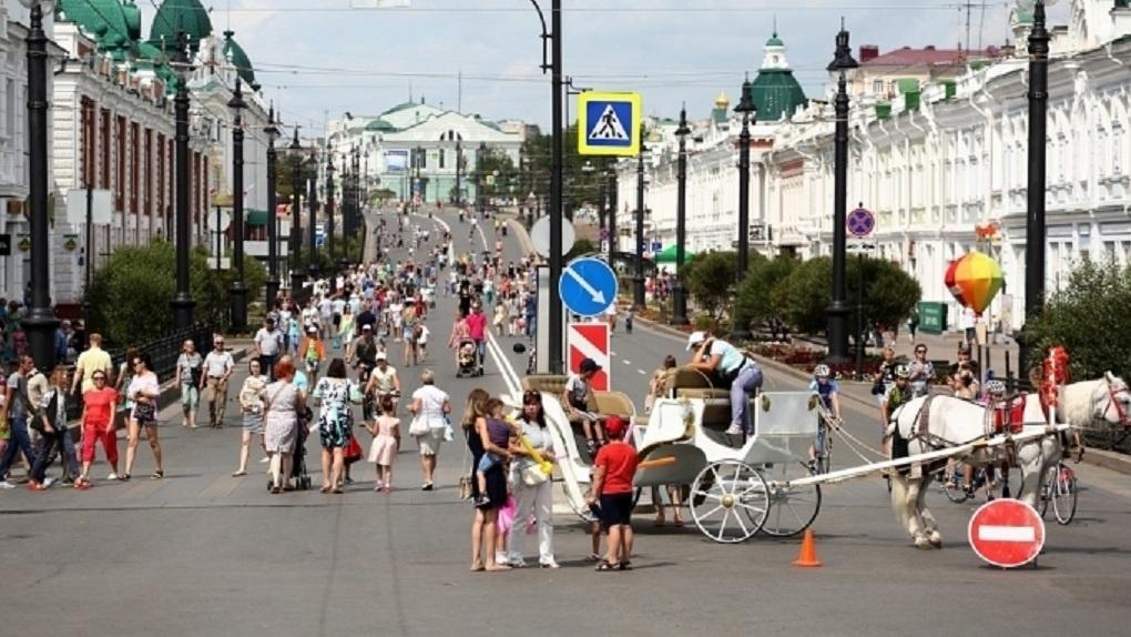 В Омске в День города установят более 250 дополнительных урн и бункеров для мусора