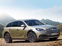 Opel представил внедорожник Insignia