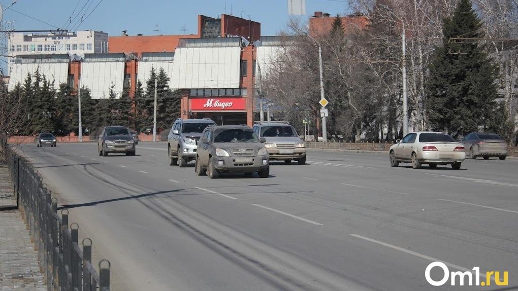 Омск попал в антирейтинг регионов, где мало покупают автомобили