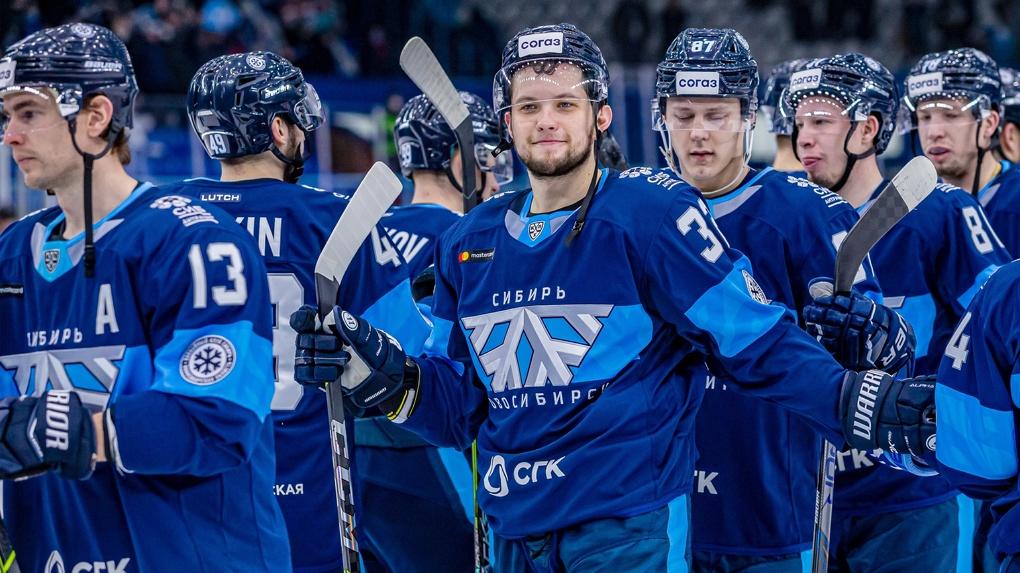 «Сибирь» прервала серию из четырёх поражений и одержала победу над «Амуром»