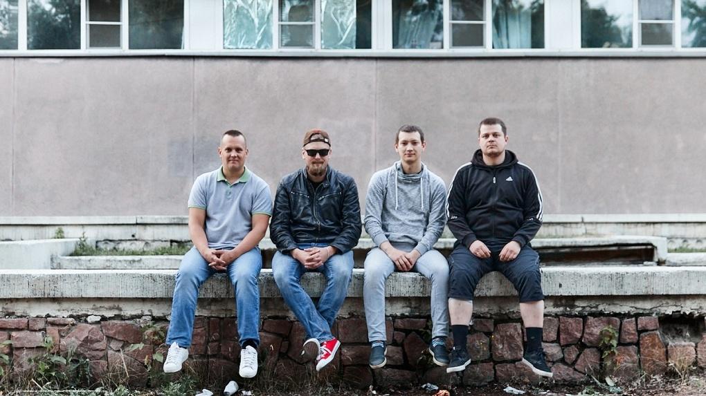 Омская панк-группа подписала контракт с известным московским издателем