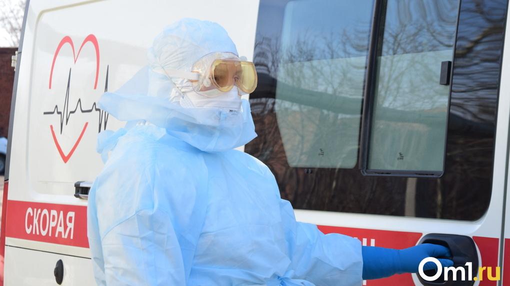 Еще одна омская «ковидная» больница может вскоре вернуться к обычному режиму