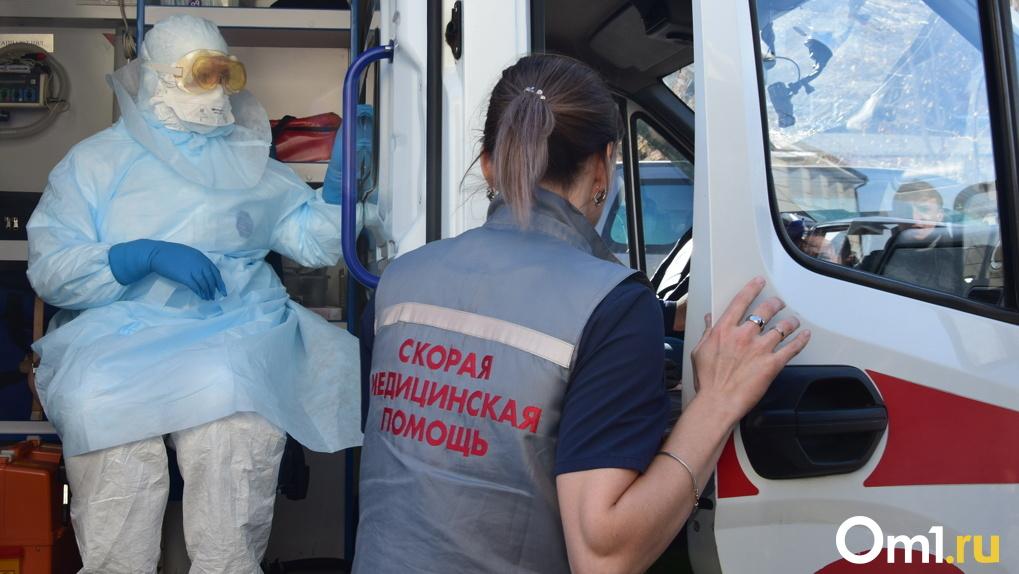 В Новосибирской области уже 72% пациентов с диагнозом COVID-19 выздоровели