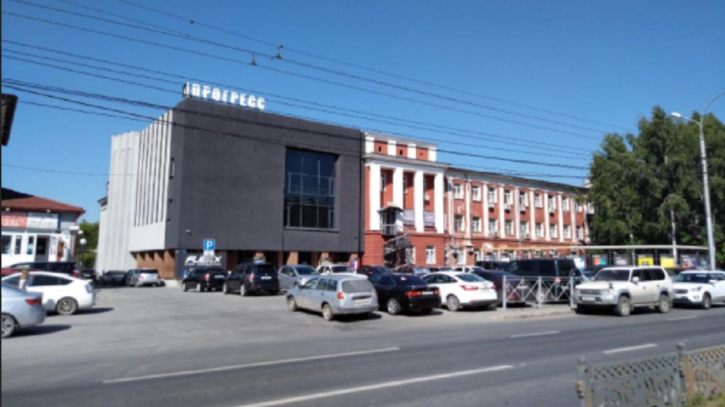 Новосибирцы разработали концепции парка на ОбьГэс и ДК «Прогресс»