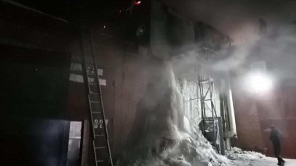В Новосибирске арестовали обвиняемого в гибели четырёх человек при пожаре