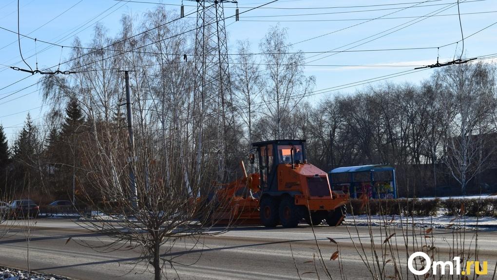 Два миллиона квадратных метров дорог отремонтируют в Новосибирской области