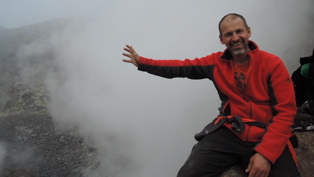 Новосибирский учёный опроверг версию загрязнения Тихого океана вулканами Камчатки
