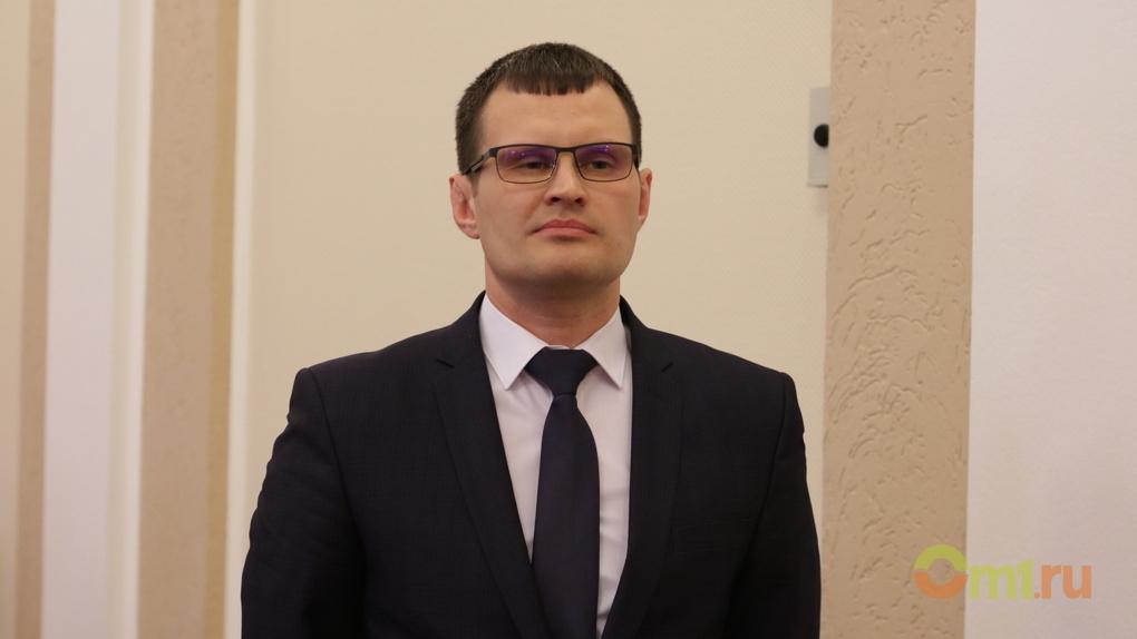 Александр Бурков утвердил нового заместителя министра спорта Омской области Антона Скоробогатова
