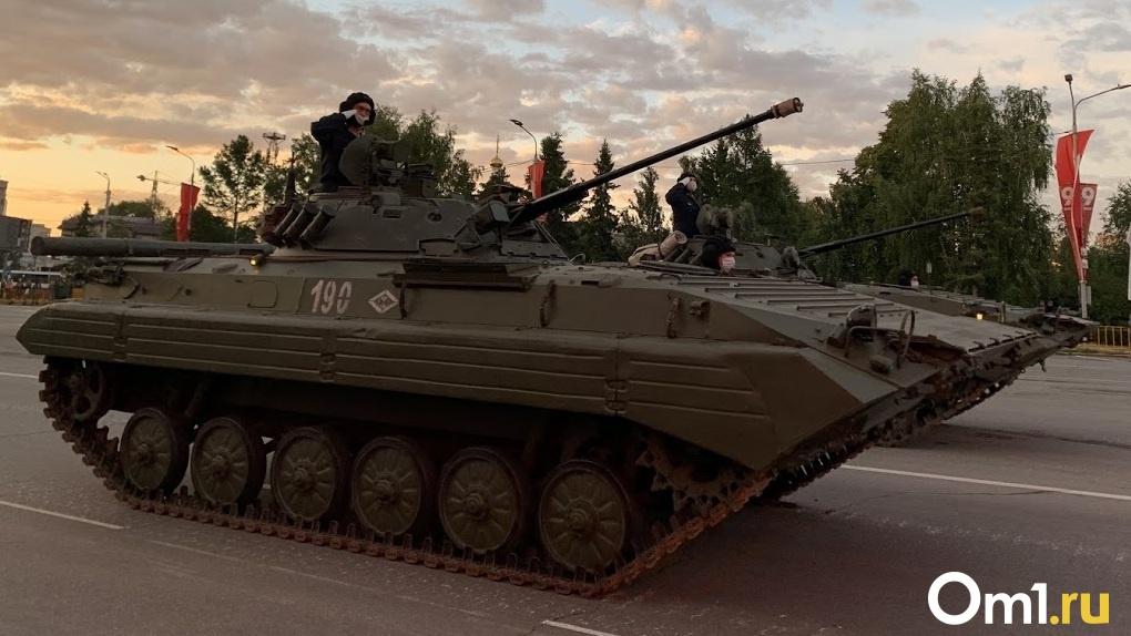 В Армении введена всеобщая мобилизация, объявлено военное положение