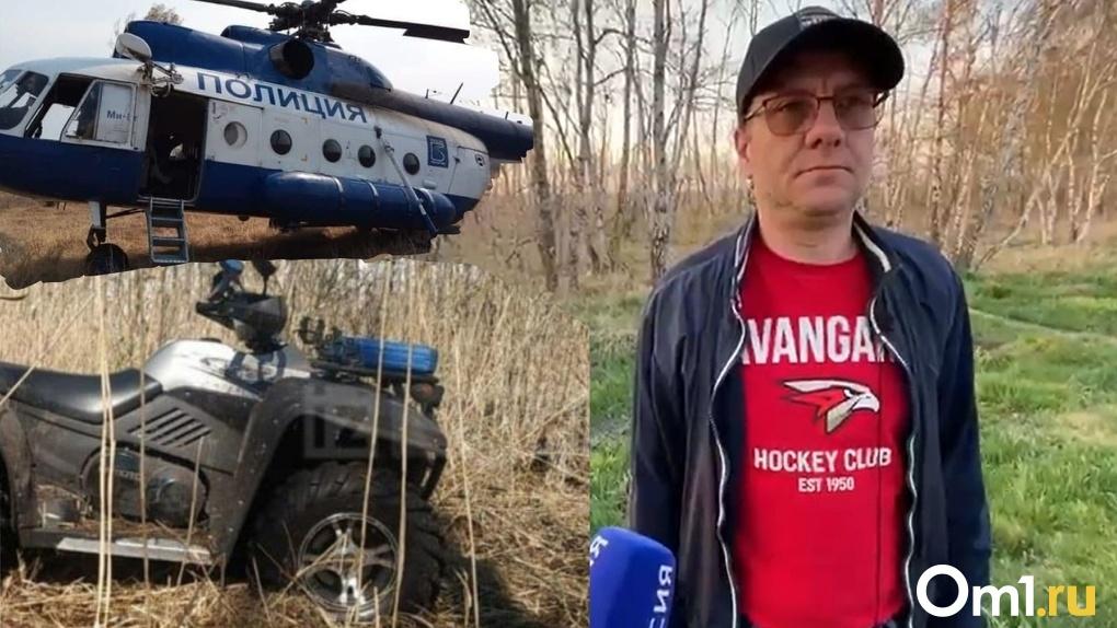 Три дня в тайге с медведями. История о том, как омский министр Мураховский потерялся и нашёлся