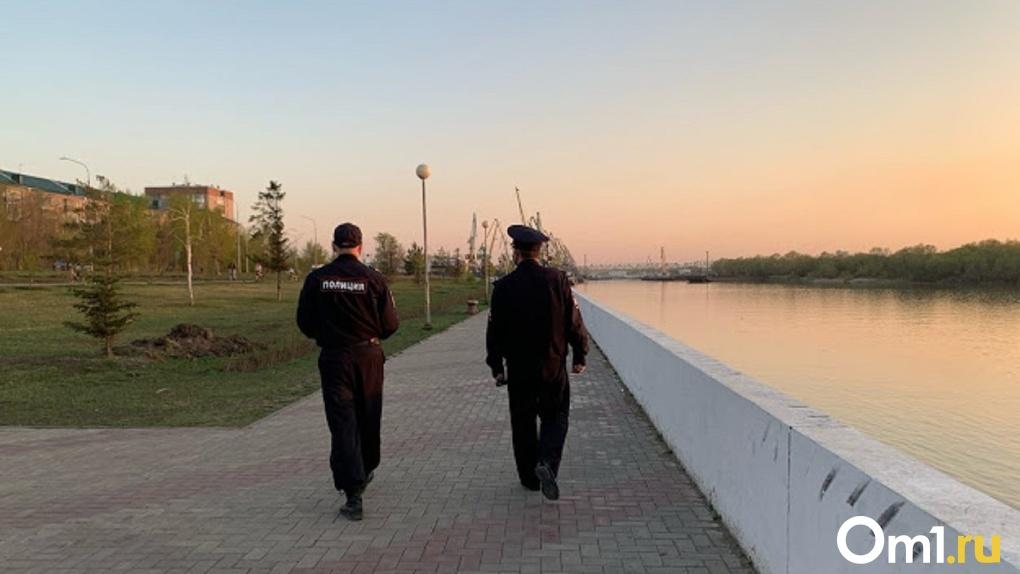 В Омске поймали уже больше семи тысяч нарушителей особого режима