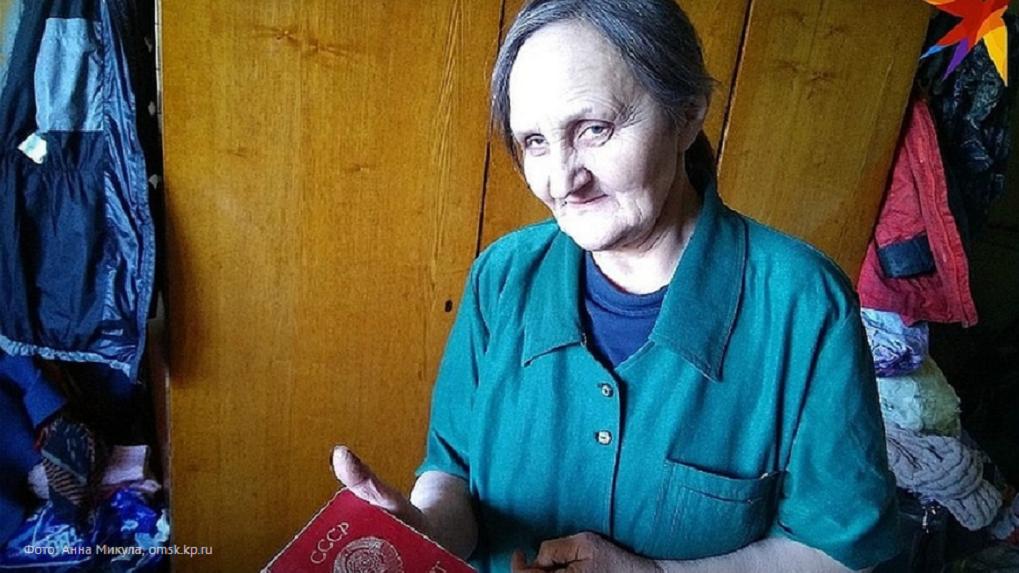 Мэрии Омска не удалось оставить без жилья бабушку с паспортом СССР