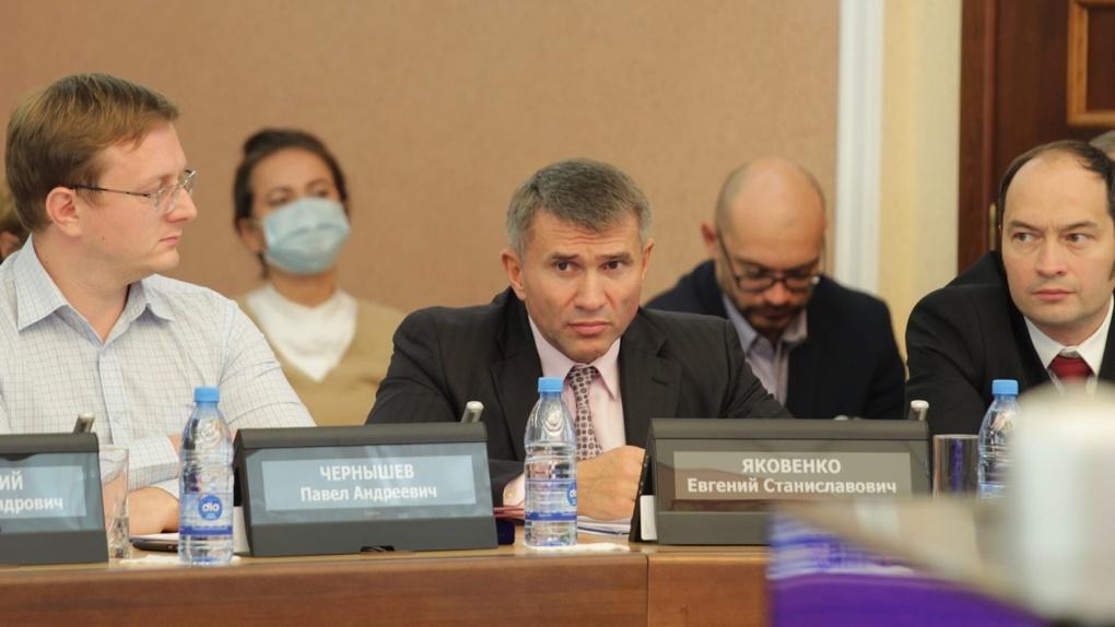 Новосибирский суд отложил рассмотрение иска о лишении мандата вице-спикера новосибирского горсовета