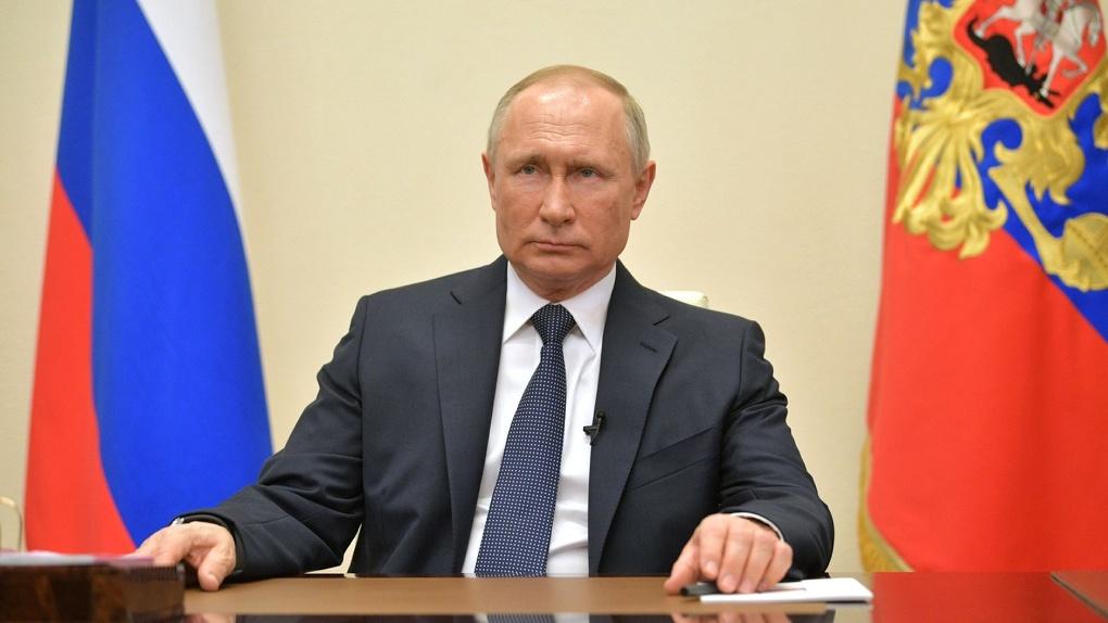 Путин вновь выступит с обращением к россиянам из-за ситуации с коронавирусом