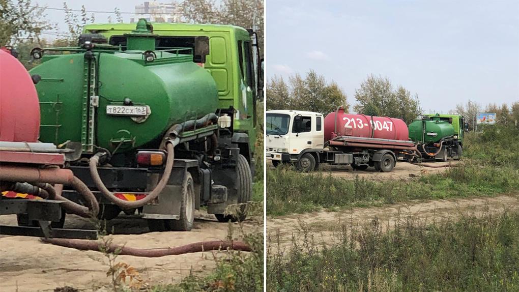 Дело в фекалиях: мэрия Новосибирска уличила ассенизаторов в отравлении рыбы в реке Туле