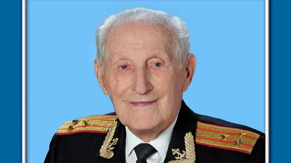 Вчера в Омске скончался 100-летний ветеран двух войн