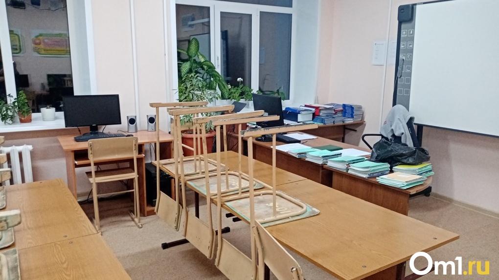 Новосибирские власти рассказали о количестве закрытых на карантин классов