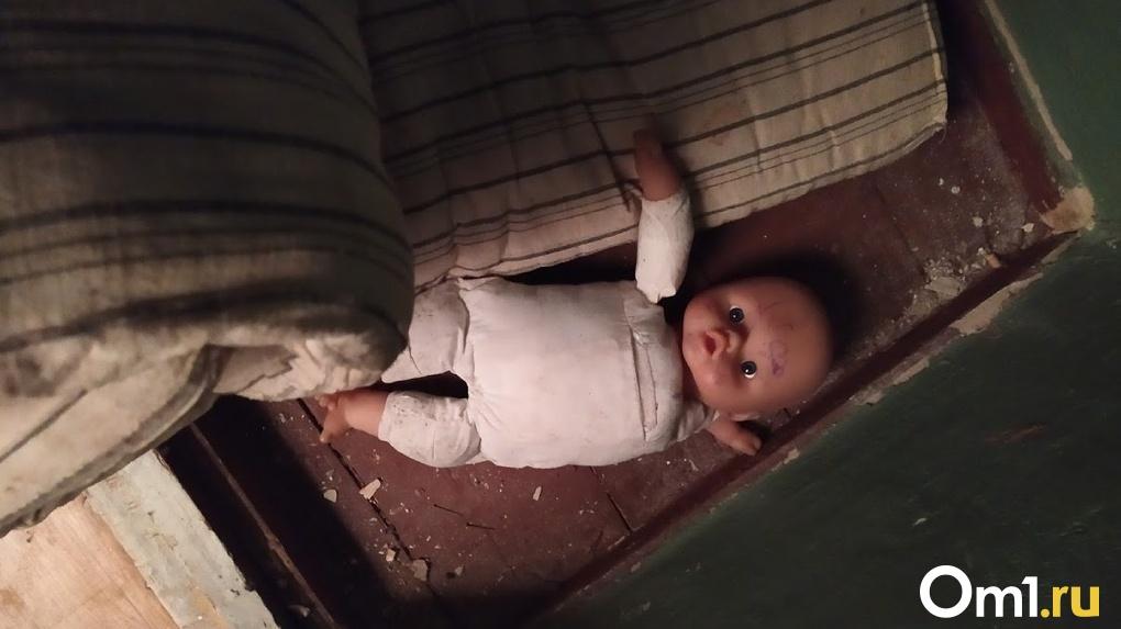 В Омске за сутки скончались двое детей