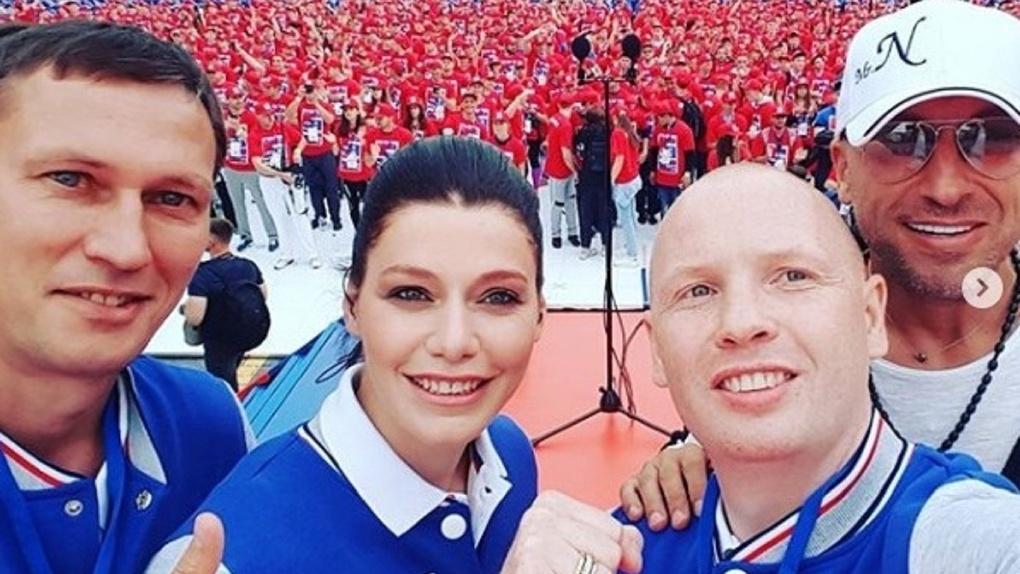 Омский боксер Тищенко собирается побить рекорд Гиннесса