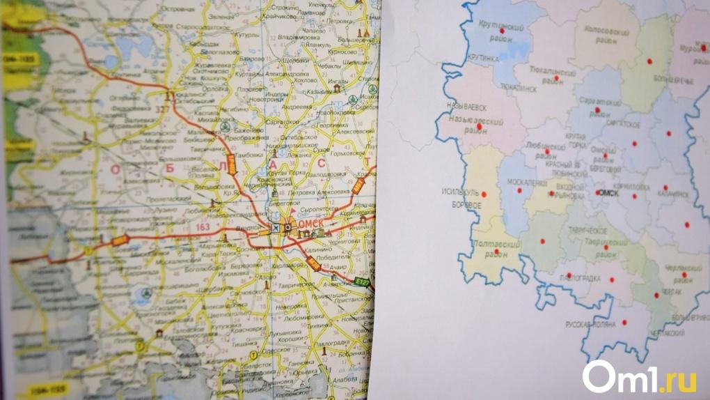 В каких районах Омской области обнаружили коронавирус: 22 июня