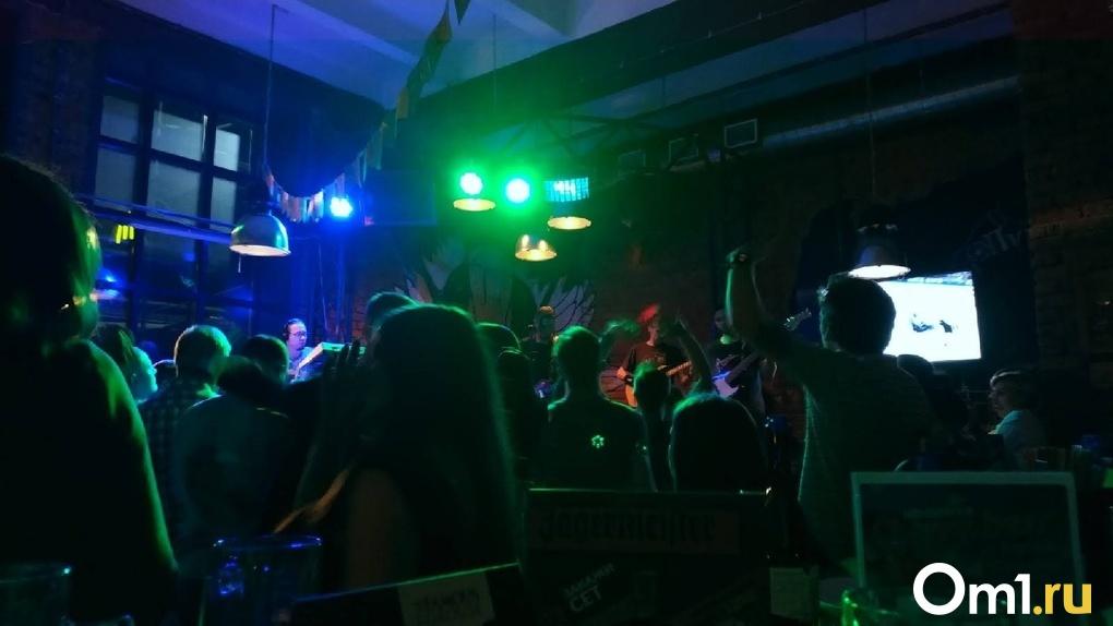 Омичи начали жаловаться на клубы, работающие по ночам