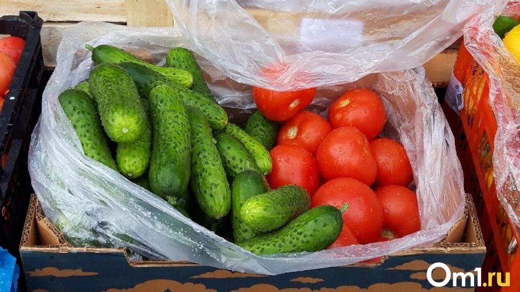 Омича, который пришел за овощами, обматерила пьяная продавщица