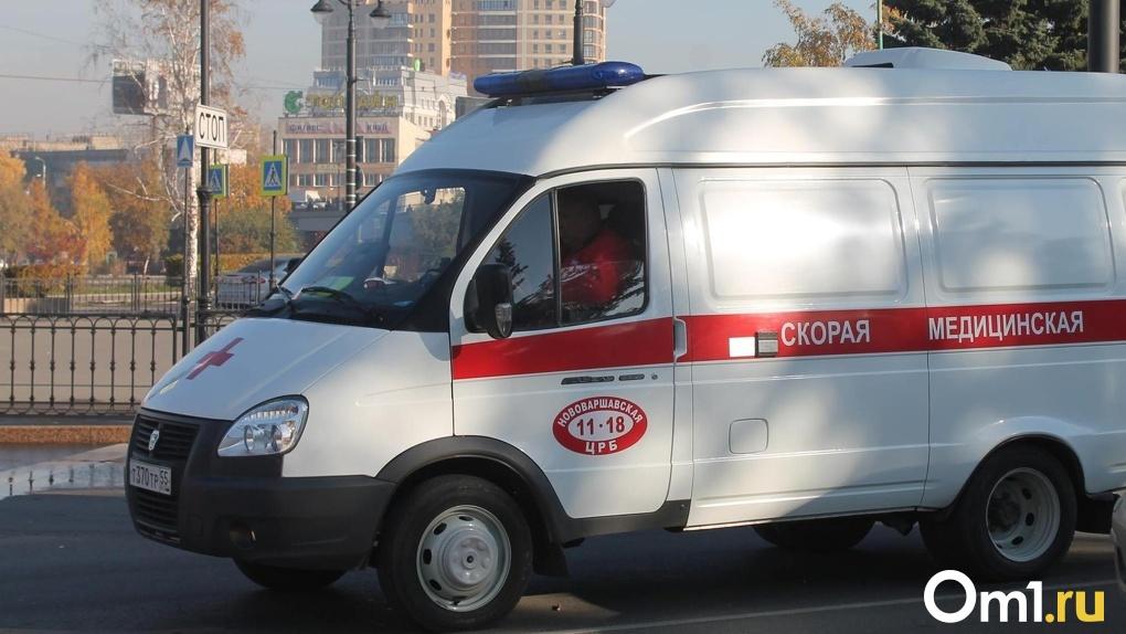 Жительница Омской области порезала пьяного мужа