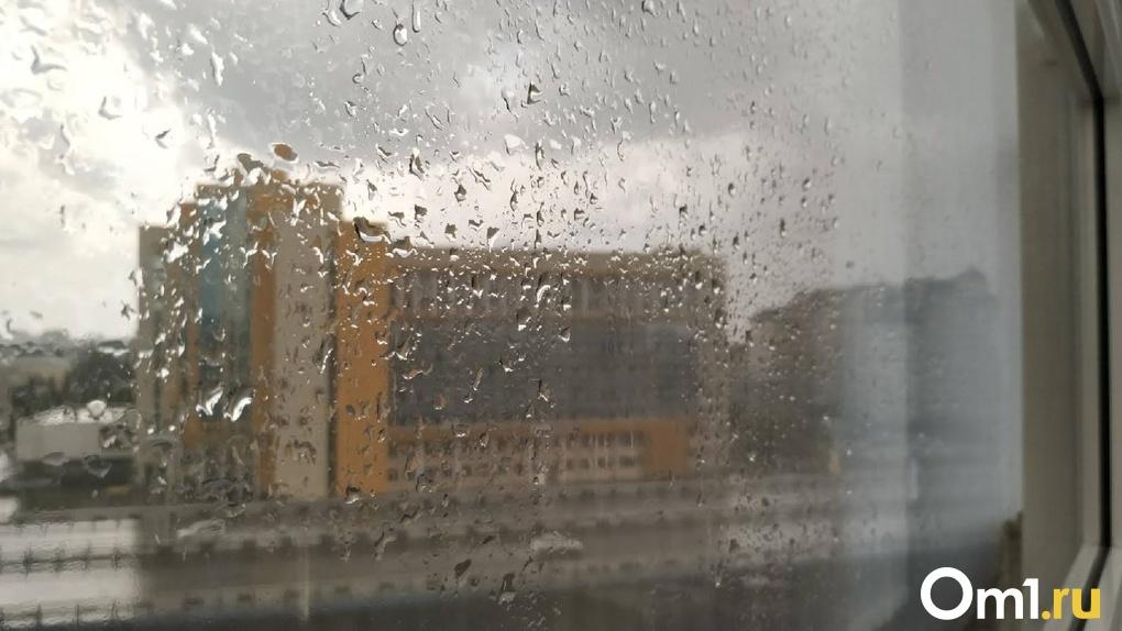 После жарких выходных в Омск придёт резкое похолодание