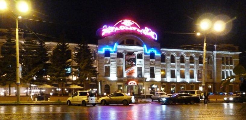 В Омске навсегда закрылась «Атлантида»