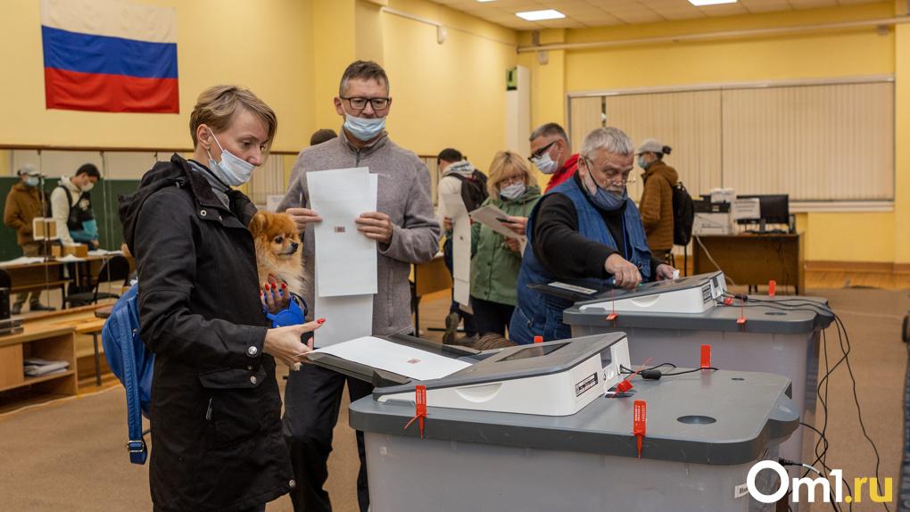 Кто лидирует на выборах депутатов Госдумы в Новосибирской области — заявление главы Облизбиркома