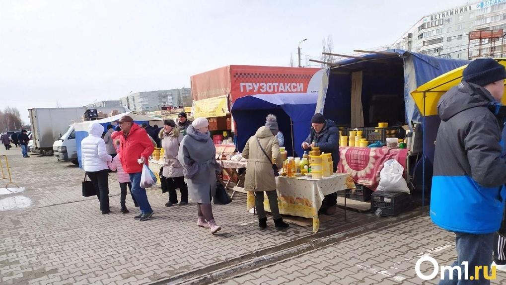 На омских ярмарках усилят противоэпидемические меры