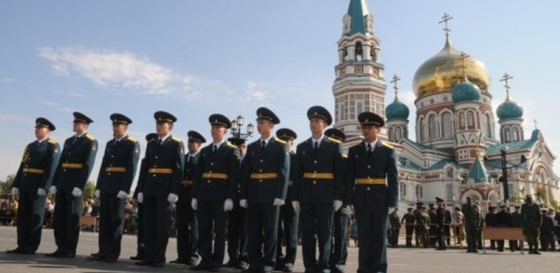 12 июня центр Омска перекроют из-за вручения дипломов выпускникам танкового института