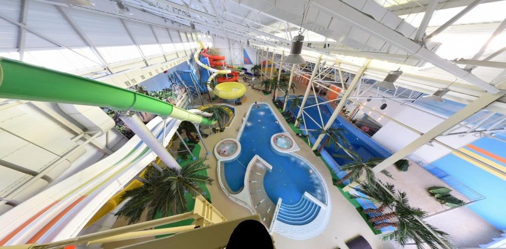 Вот это поворот: омский аквапарк снова открыт и пока еще работает