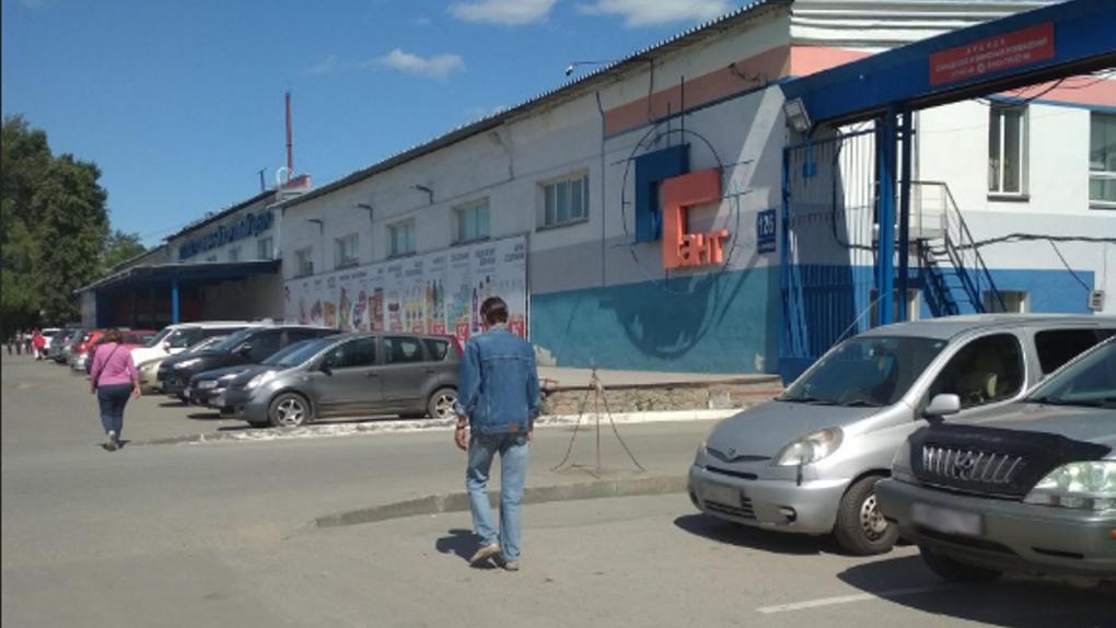 Споткнулась и рухнула на бетонный пол: жительница Новосибирска требует с магазина «Гигант» 800 000 рублей