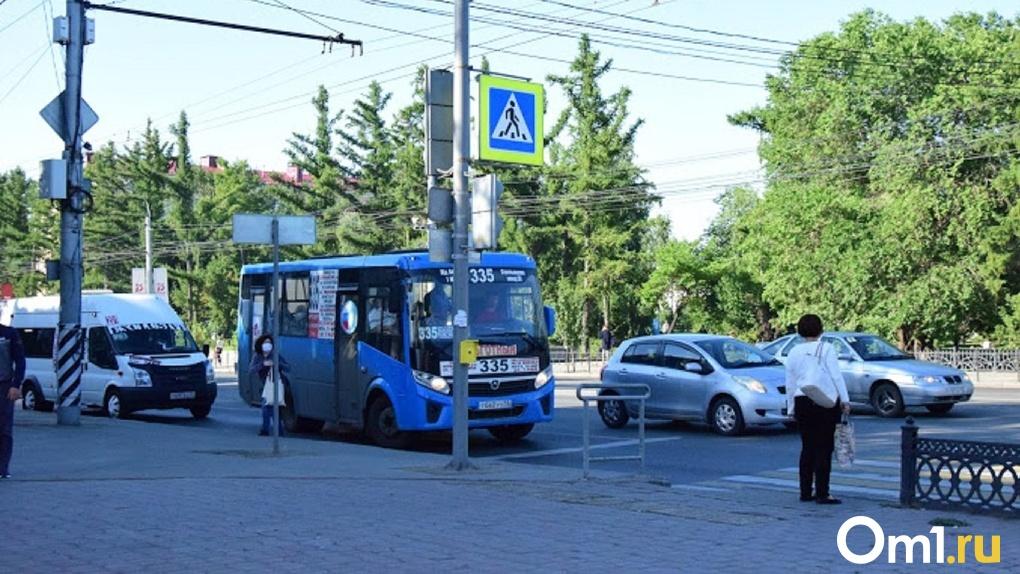 В Омске изменят сразу семь автобусных маршрутов, а ещё один отменят