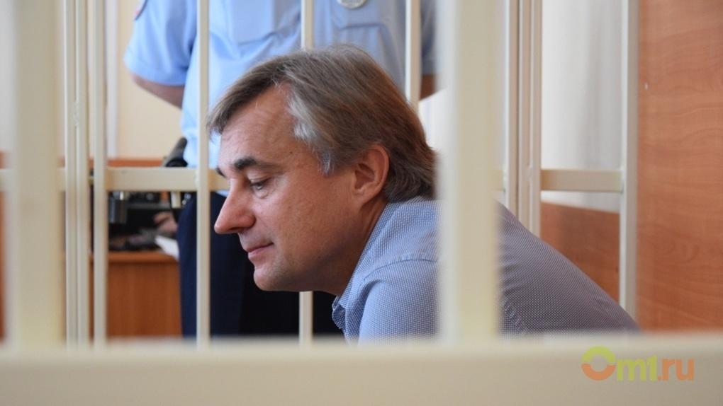 Омский облсуд за минуту оставил Сергея Калинина в СИЗО