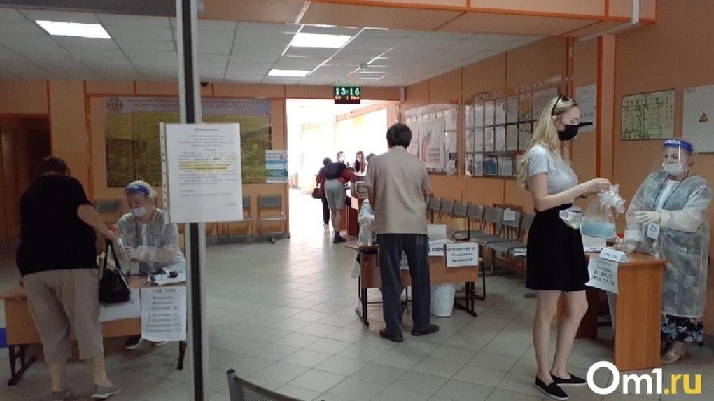 «По растерянности»: избирком Новосибирской области прокомментировал незаконную выдачу бюллетеней