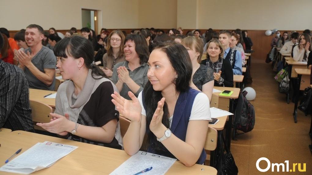 В Омске не хватает общежитий из-за большого числа иностранных студентов