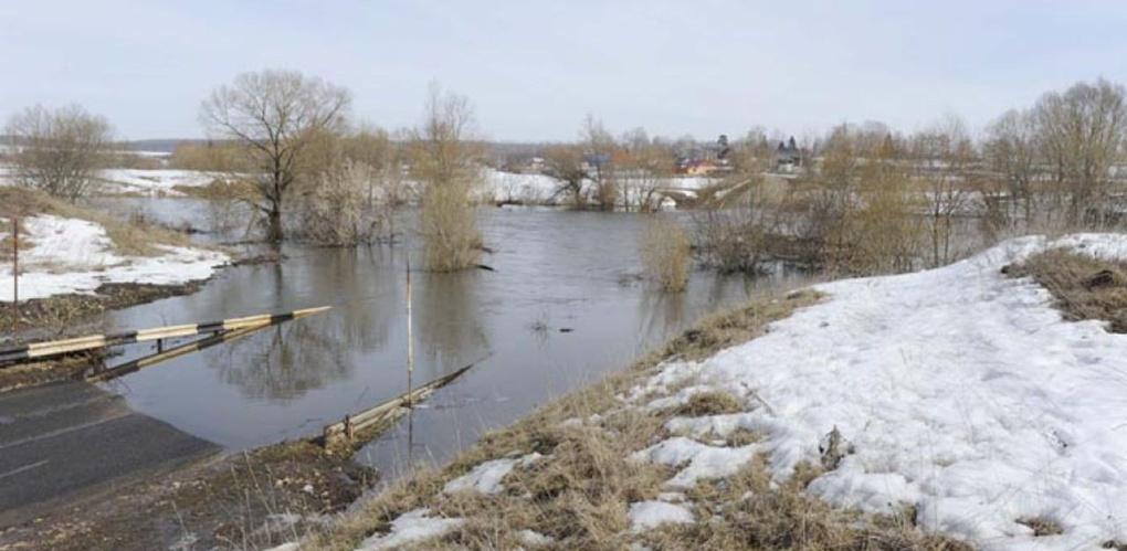 В Омске назвали самые опасные для паводка места - список