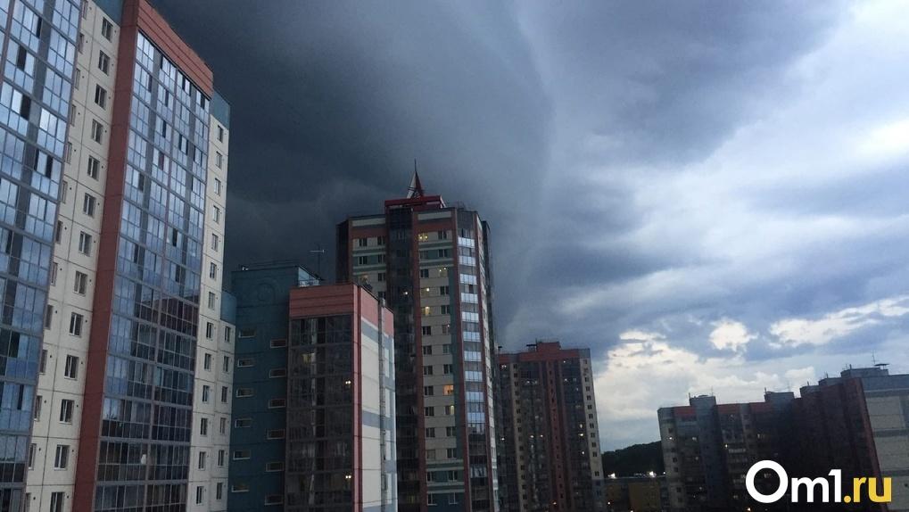 Экстремальная погода: грозы и ливни обрушатся на Новосибирск в мае