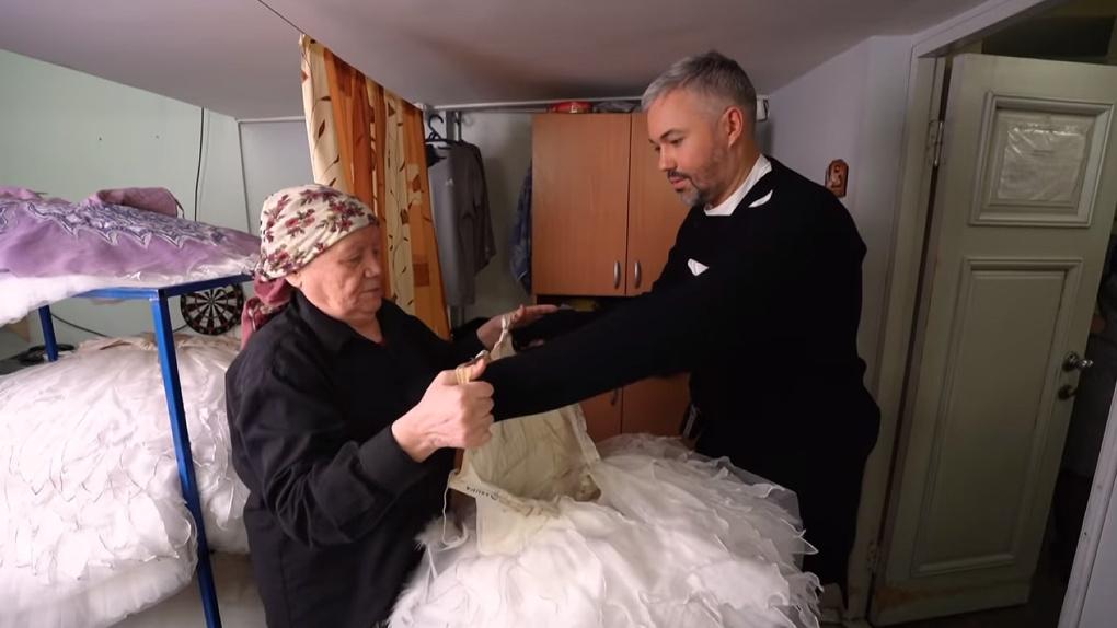 Рогов в городе: бабушка из Новосибирска стала звездой телепрограммы известного стилиста