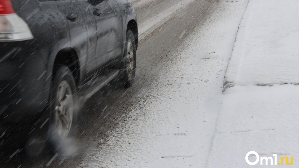 Омичку осудили за жалобу на дорогу, нечищеную от снега